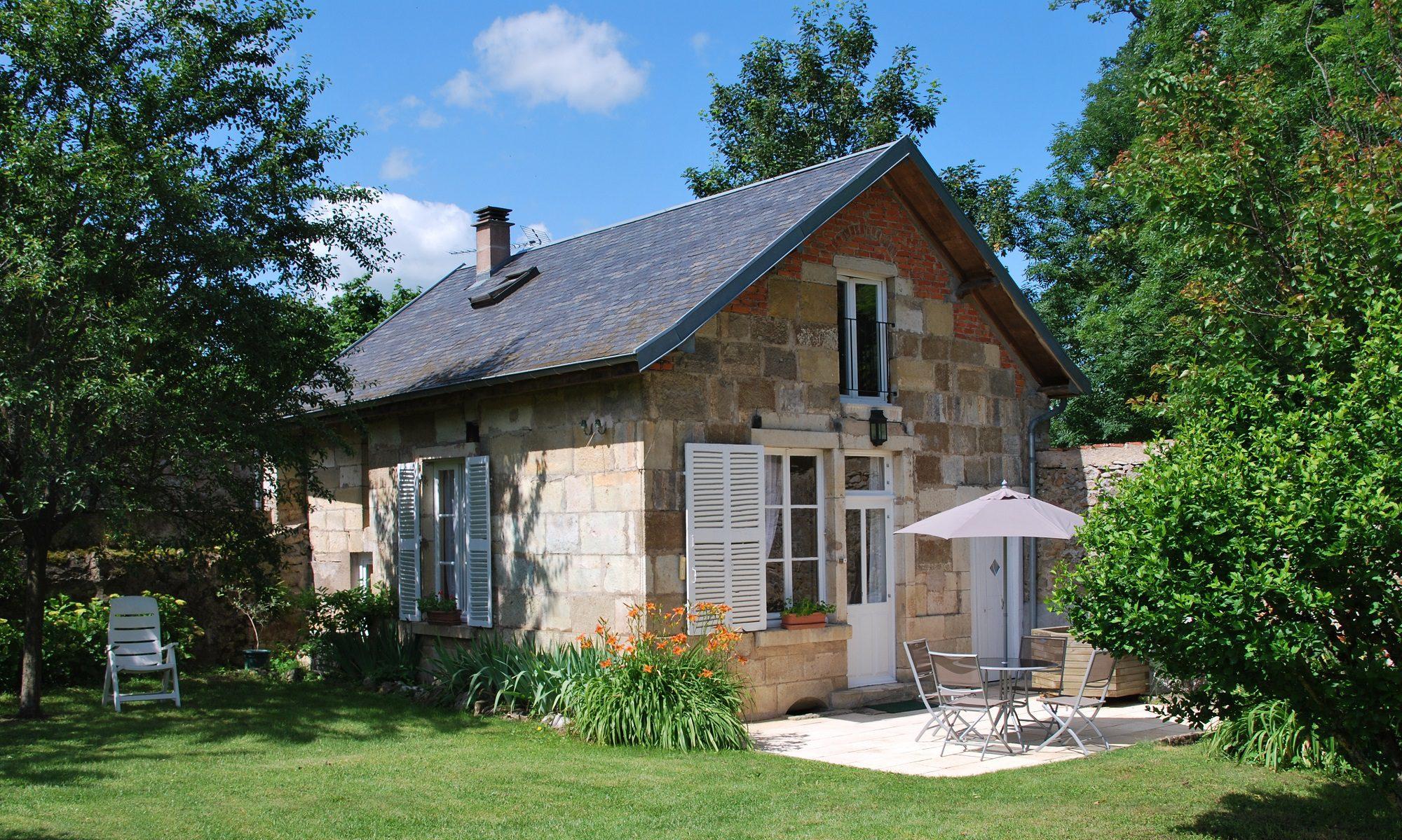 La maison des ruelles - Bourgogne